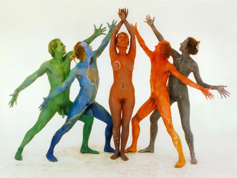 Bodypainting 9