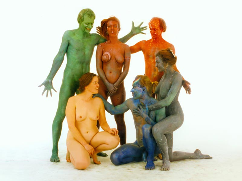 Bodypainting 11